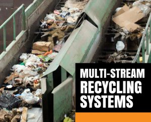 multi stream recycling equipment