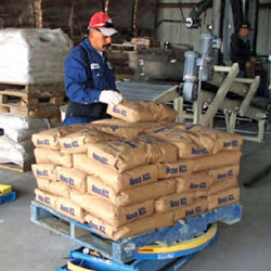 Bag Palletizing
