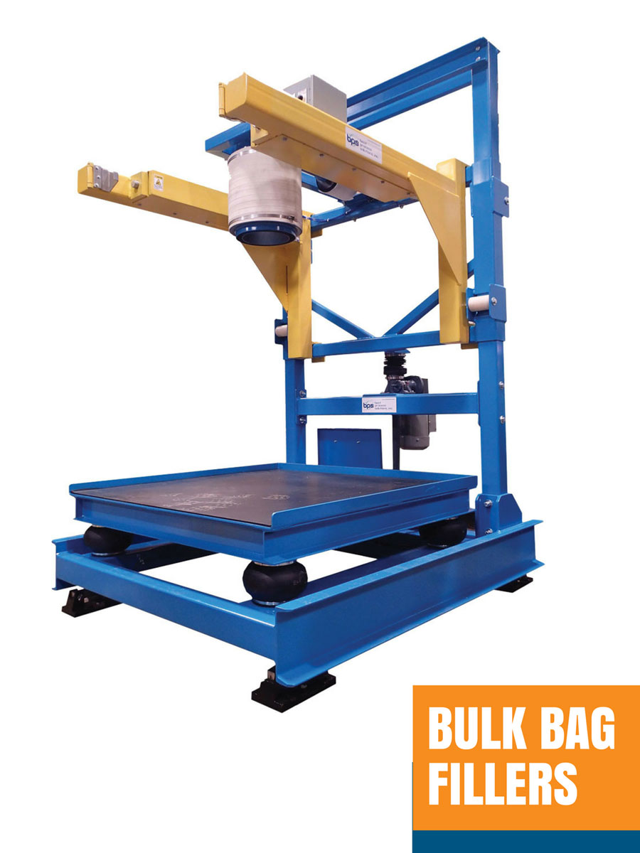Bulk Bag Fillers Machines Amp Equipment To Fill Bulk Bags