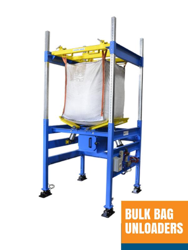 Bulk Bag Unloaders Machines Amp Equipment To Unload Bulk
