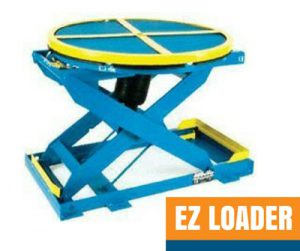 EZ Loader Bag Palletizing Machine