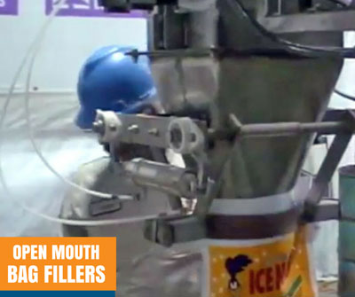 Open Mouth Bag Fillers