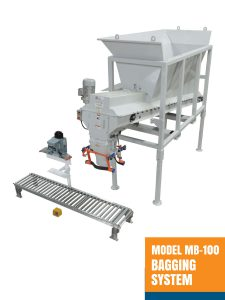 Model MB-100 Bagging System for Landscaping Products