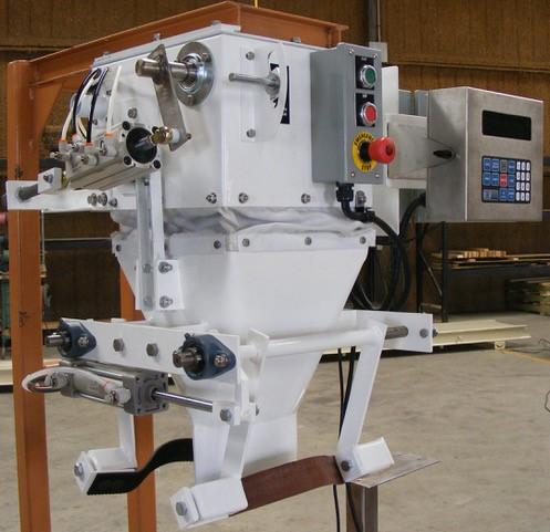Fertilizer Bagging Machine