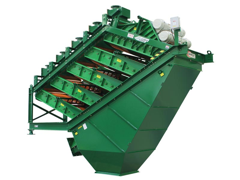 frac sand screening equipment - multi deck wet screening machine