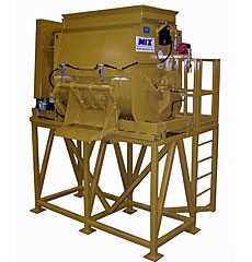 Foundry Dust Conditioning Mixer