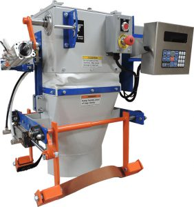 gwb digital weigh open mouth bagging machine for corn and grain