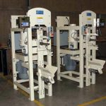 900 Series Horizontal Impeller Filler Dual Bagging Machines