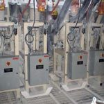 900 Series Horizontal Impeller Filler Valve Bagging Machines