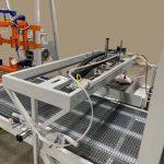 auto slip sheet dispenser for pallets