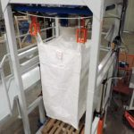 bag filling weighing and settling or densification