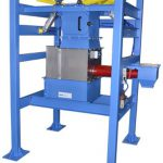 bulk bag dispenser to screw feeder