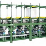 bulk bag dispensing system to batching system