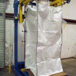 bulk bag filling machine for tall bulk bags