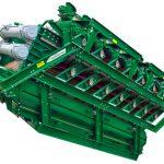 8 deck vibrating wet screening equipment