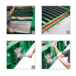 changing a dry screen panel in 4 simple steps