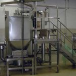 ibc washing and drying system