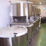 stackable stainless steel ibcs