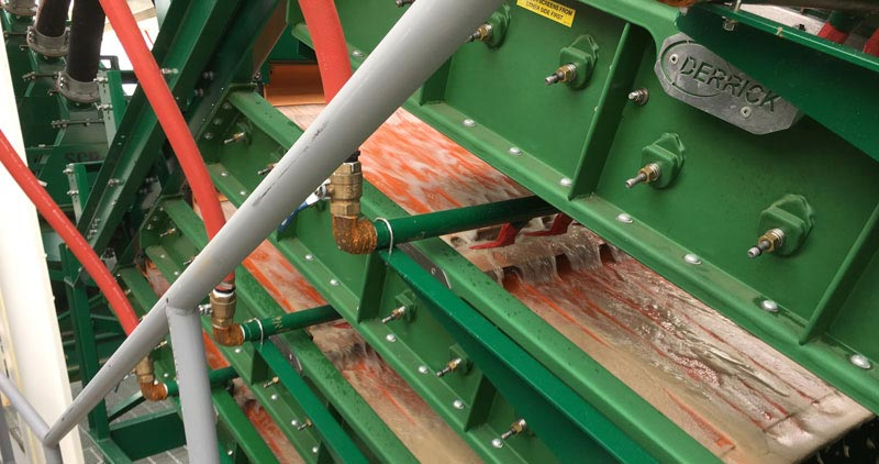 Vibratory Screening Dry and Wet