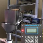 almond filling machine