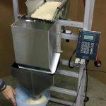 almond flour filling machine