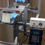 cough drop filling machine