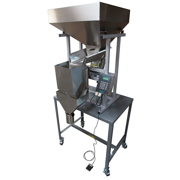 S4 automatic coffee bagging machine tabletop model