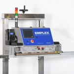 emplex 7300 validatable bag pouch sealer machine