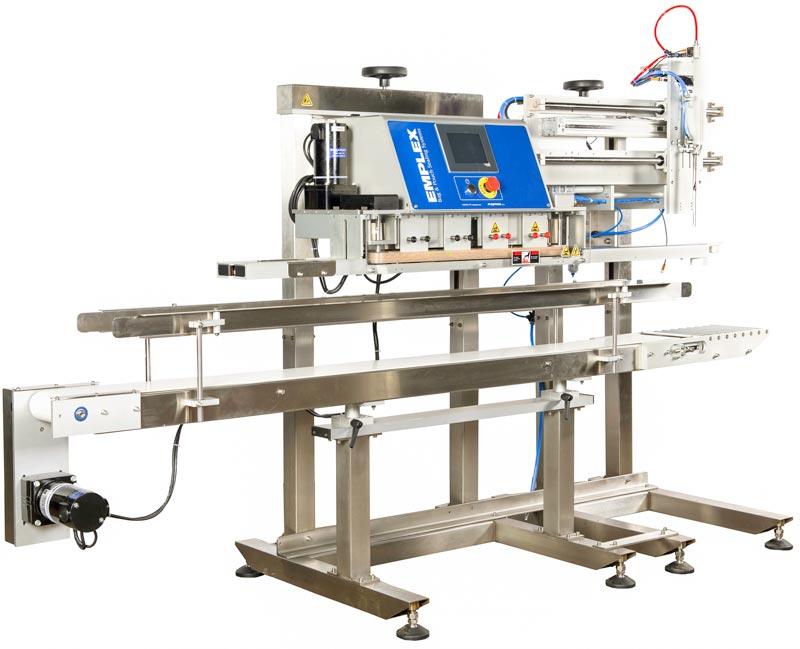 Emplex 7503 vacuum sealer machine with gas flush