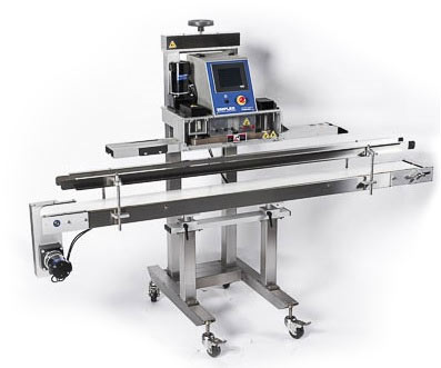 emplex mps 6500 band sealer for bags and pouches