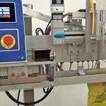 vacuum bag sealer with flush of nitrogen
