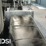 Dry Fog™ system installed at truck load out station