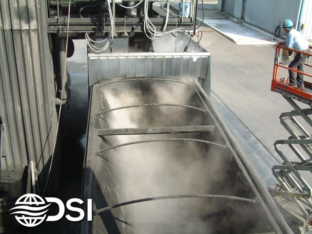 dust control and dust suppression systems