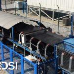 dust control Dry Fog™ system for conveyor