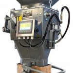 digital gross weight bagging scale for grains feed seed and more