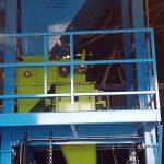 duplex net weigher - bag placer - hopper net weigher bagger