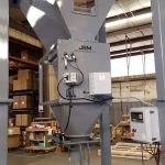 net weigh bagging machine with supply hopper