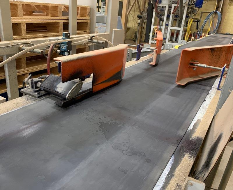 bag printing conveyor