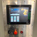 bag selection controller for bag palletizing robot