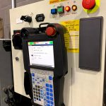 fanuc control for programming robot